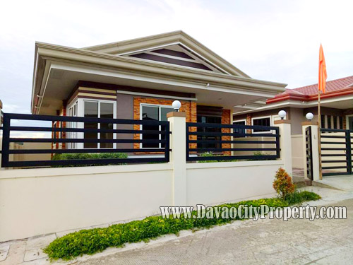 Bungalow-Ready-for-occupany-house-in-Buhangin-near-davao-Airport-Orchid-Hills-davao-city-property