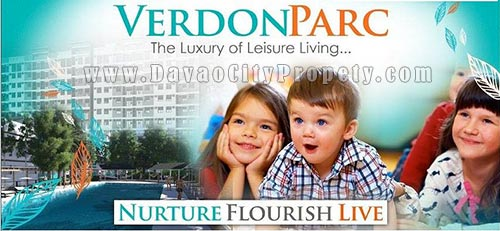 Verdon Parc Condominium at Ecoland Drive Davao City