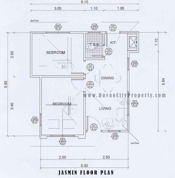 Low cost house floor plans for Subdivision house plans