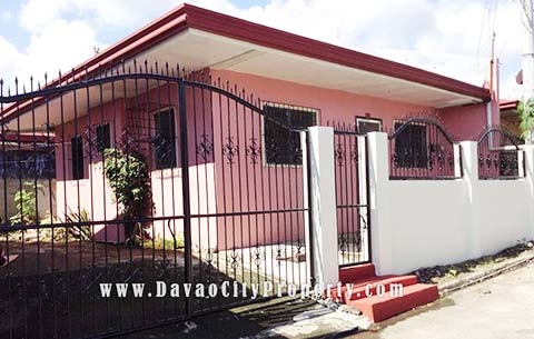 House and Lot for sale at Susana Homes, Davao City