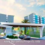 Entrance-Seawind-Damosa-Land-Condominium-at-Sasa-11-Davao-City-