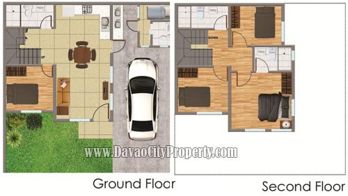 Excelsior-Floor-Plan-Beautiful-Subdivision-at-DIAMOND-HEIGHTS-Near-Davao-Airport-Buhangin-2