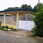 House Front-House and Lot for SALE at Wellspring Subdivision Catalunan Pequeno Davao City
