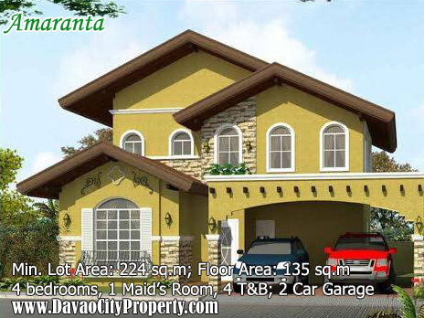 Amaranta-4-bedrooms-4-toilet-The-Gardens-at-South-Ridge-House-and-lot-in-Catigan-Toril-get-home-ph