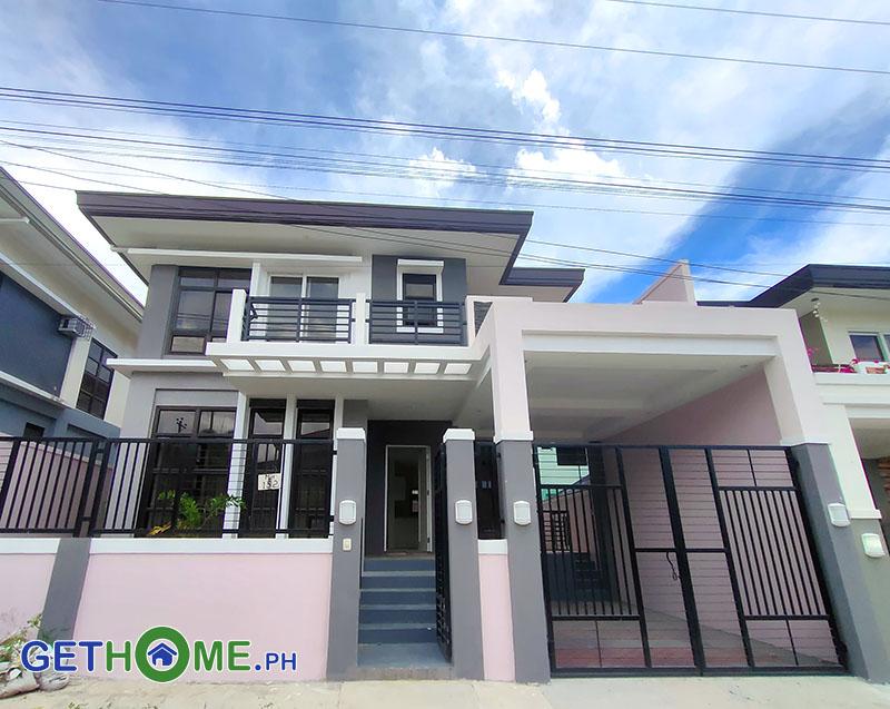 Elegant 2 Storey House at Ilumina Estates Communal Buhangin Davao City