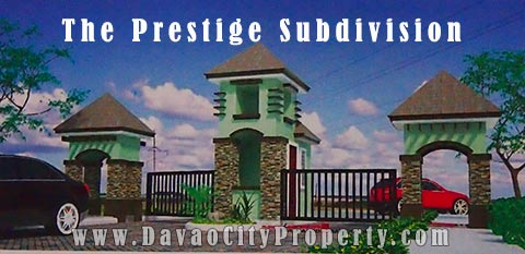 Affordable House & Lot at The Prestige Subdivision