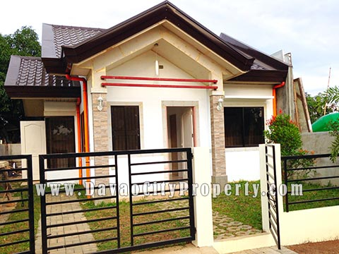 MARK House & Lot at Granville Subdivision Catalunan Pequeño, Davao City