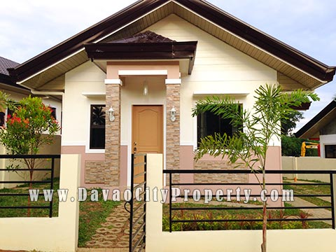 MIKE House & Lot at Granville Subdivision Catalunan Pequeño, Davao City