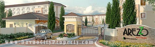 Affordable Condominium at Arezzo Place Sasa Davao City