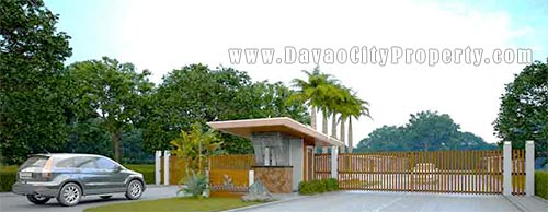Affordable Housing at Greenwoods Subdivision Mintal Davao City