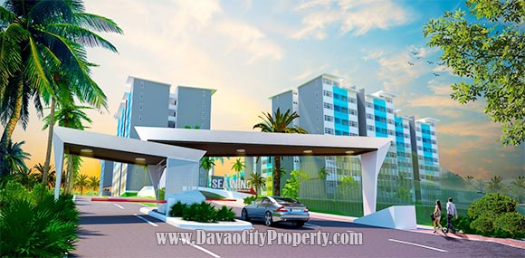 SeaWind Damosa Land Condominium at Sasa 11 Davao City