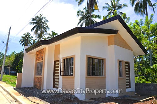 HELENA A at Crest View Homes Davao 2 bedrooms 1 Toilet & Bath
