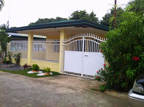 House and Lot for SALE at Wellspring Subdivision Catalunan