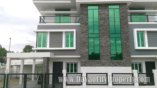 House And Lot In Downtown Davao Malibu Residences Near Sm Lanang City