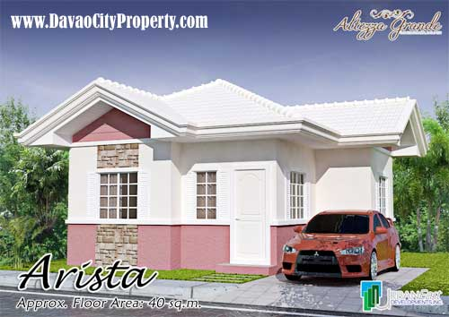 Low-Cost Housing in Davao City