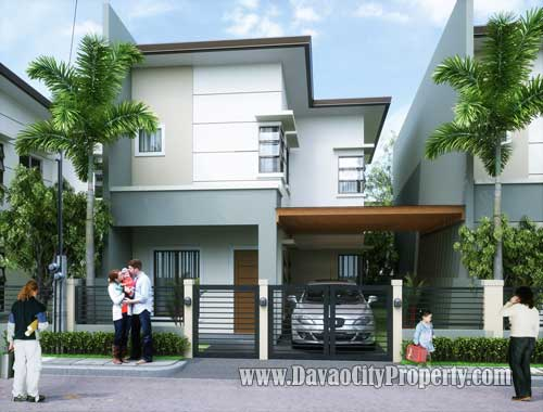 MATTHEW 4 Bedrooms 3 Toilets at Granville Crest Davao - Davao City on