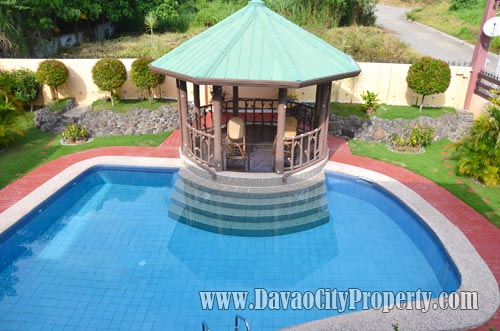 Beautiful House And Lot For Sale In Davao With Swimming Pool 24 Davao City Property Com Get