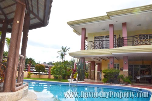 House Lot For Sale In Davao With Swimming Pool Davao City Property Com Get Home Realty