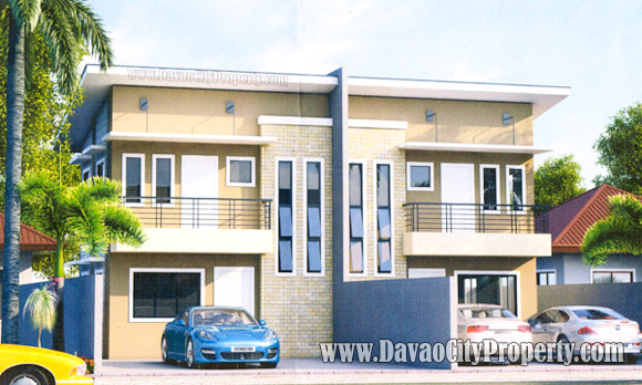 House and Lot For Sale at Davao Joyful Homes in Catalunan Pequeno