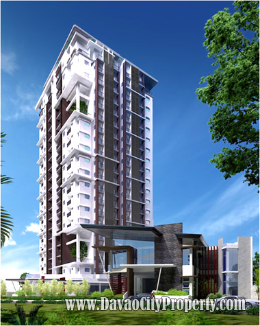 Matina Enclaves Condominium in Matina Davao City near SM Ecoland