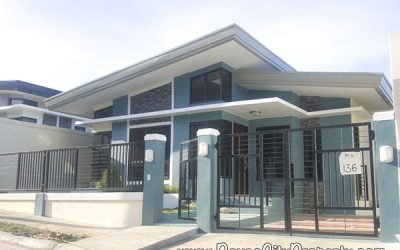 3 Bedrooms 2 Toilet House & Lot For Sale in Davao