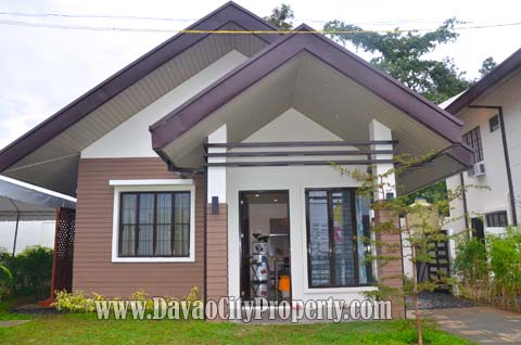 Bungalow 2 Bedrooms 2 Toilet at Narra Park Residences Tigatto Davao City