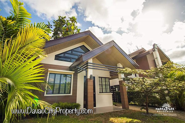 Bungalow with Loft at NARRA PARK Residences Davao