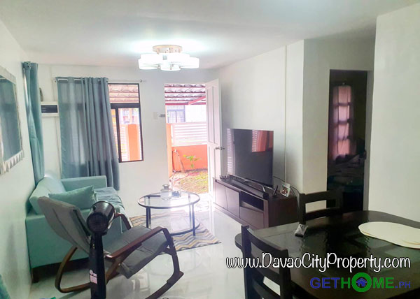 Ready to Occupy House and Lot For Sale in Deca Catalunan Grande Davao