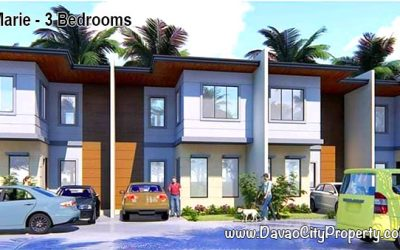 Pre-selling 3 bedrooms 2 Toilet & Bath House For Sale in Panacan