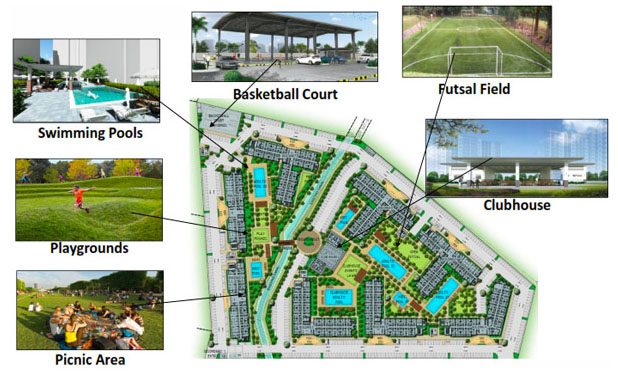 amenities-pre-selling-condo-for-sale-in-lane-residences-near-sm-airport