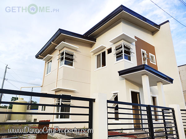 CINDY 2 STOREY, 4 Bedrooms 3 Toilet & Bath at Granville 3 Catalunan Pequeño Davao
